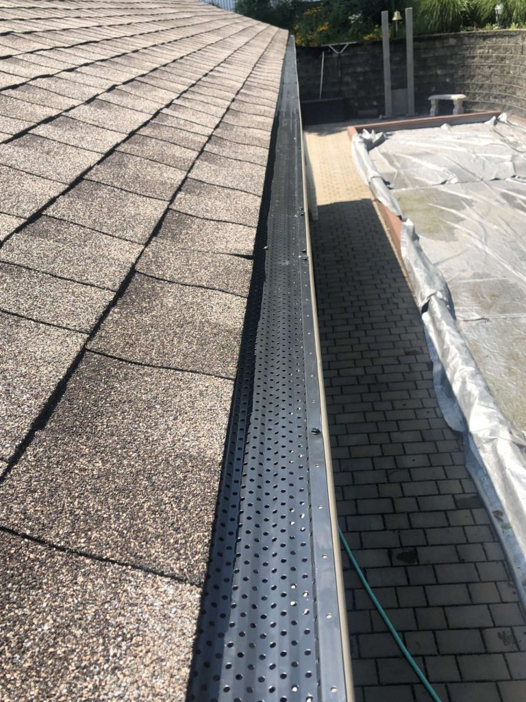 gutter-guard-installation