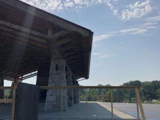 pavilion-gutter-installation