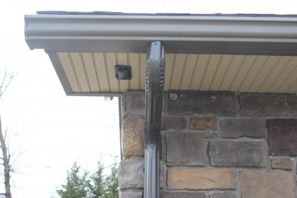 Residential Gutter Installation