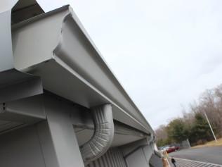 5-inch gutters